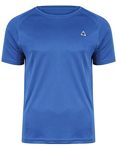 d5a741f357 Dissident - Camiseta Deportiva - para Hombre Azul Olympian Azul XL - 111