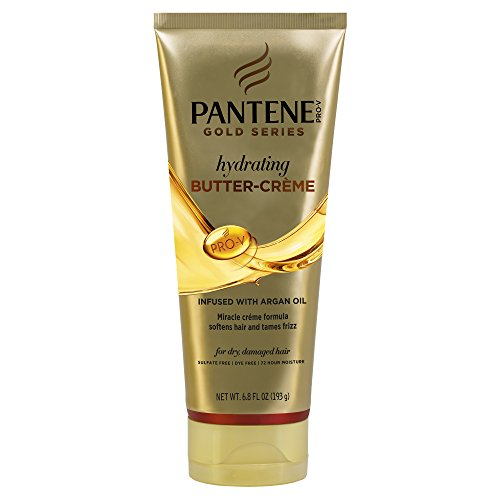 Serie Creme (Pantene Pro Gold Series Hydrating Butter Creme 193 g)