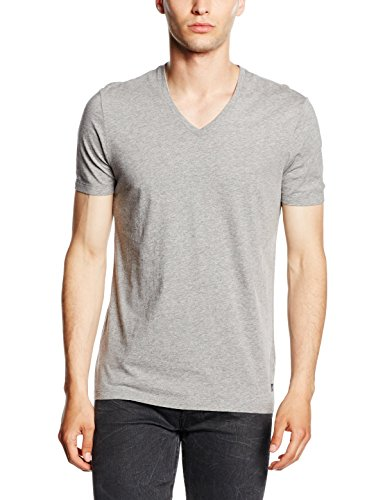 Marc O'Polo Herren T-Shirt Grau (grey melange 936)