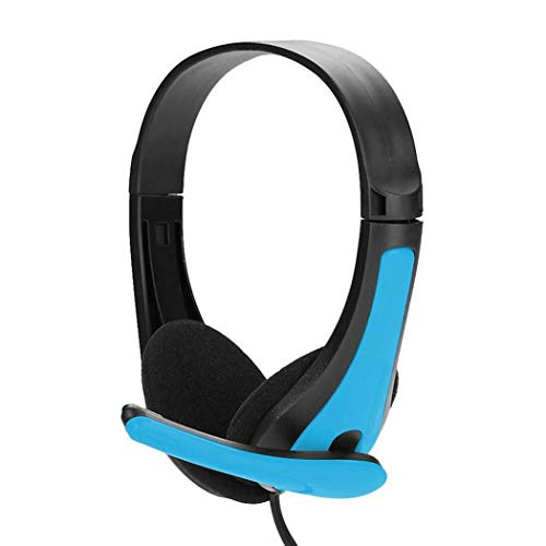 Oldhorse Auriculares estéreo Gamer Gamer para Auriculares de teléfonos móviles de 3,5 mm con micrófono Auriculares y Cargadores suplementarios