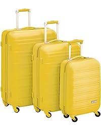 Fabrizio  - Juego de maletas, 77 cm, 85 L