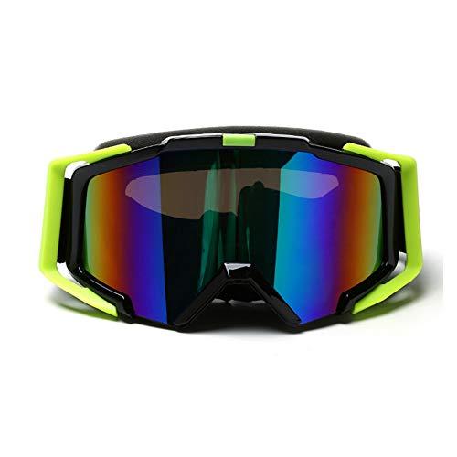 SPOSUNE Wintersport Skibrille Snowboarden,Snowmobile Herren DamenBrille Winddicht Skibrille...