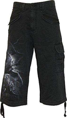 Spiral Direct -  Pantaloncini  - Uomo Nero  nero