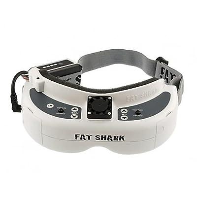 Fat Shark Dominator Hd2 Modular 3d Fpv Headset Fsv1074 from Fat Shark