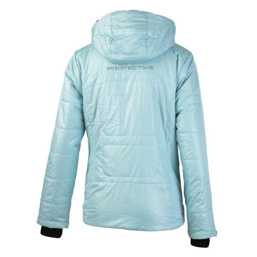 Protective 249015 Warm Widnes Veste pour femme Turquoise - atollo