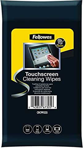 Fellowes 9933501 Cleaning Wipes