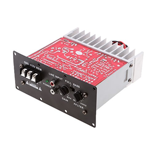 MagiDeal Subwoofer Car Audio Verstärker 12 V 150 watt PCB Modul Board Kit