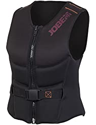 Jobe Mujer 3d Comp Chaleco, mujer, 3D Comp Ruby, rojo, XS