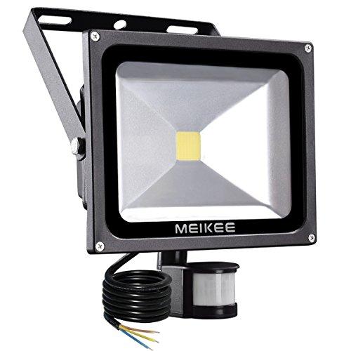 Meikee 30w motion sensor light led flood lightssecurity light pir meikee 30w motion sensor light led flood lightssecurity light waterproof pir aloadofball Images