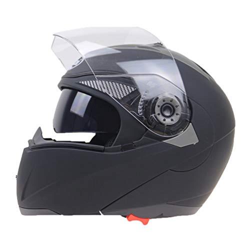 Doppia lente casco moto multi funzione anti nebbia flip up caschi moto tappi moto per motocross racing