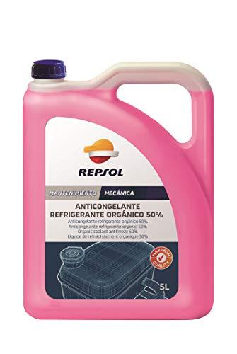 REPSOL ANTICONGE. REFR. ORG MQ 50% 5L