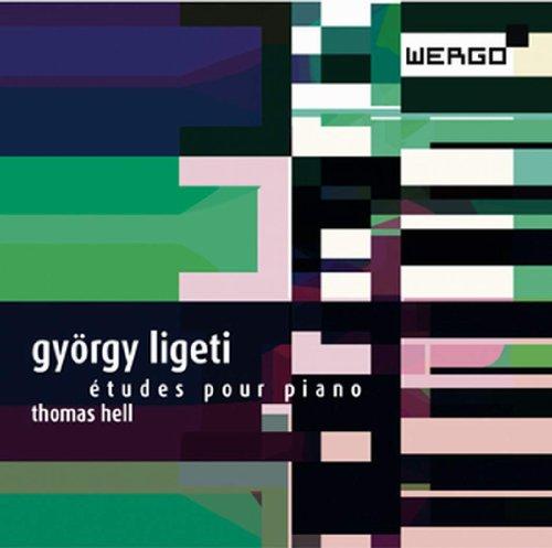 Ligeti: Études pour Piano