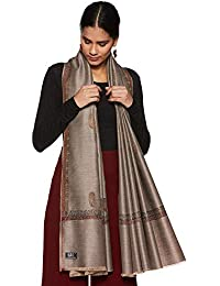 Weavers Villa Women's Kashmiri Shawl
