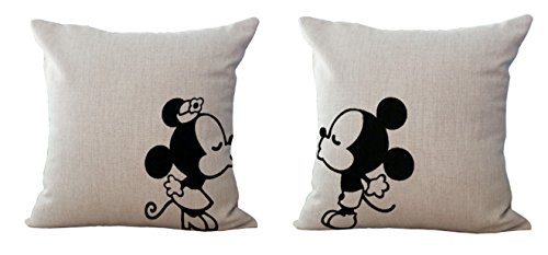 babys-nest-1635-inoina-pair-2-fantasy-in-canvas-measures-cushion-cover-43-x-43-cm-mickey-and-minnie-