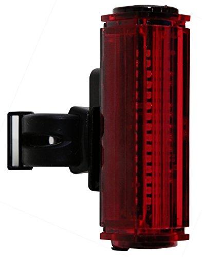 etc. Schwanz Bright R30wiederaufladbar Rücklicht (Cateye Rücklicht-halterung)