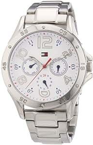 Tommy Hilfiger Damen-Armbanduhr Cool Sport Analog Edelstahl 1781170