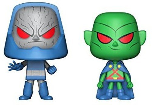 Figuras Vynl DC Comics Martian Manhunter & Darkseid