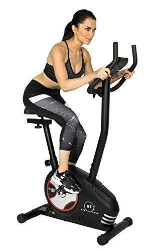 Ergometer Heimtrainer Fahrrad Fitnesstraining Bild 6*
