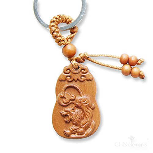 beautiful-chinese-zodiac-animal-sign-wooden-key-ring-with-carved-chinese-lucky-animal-of-the-year-on