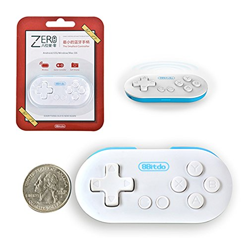 IMPORT   8BITDO ZERO GAMEPAD