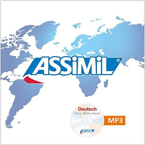 """ASSiMiL Deutsch ohne Mühe heute - MP3-CD: Tonaufnahmen der Reihe """"Deutsch als Fremdsprache"""" - Niveau A1-B2"""