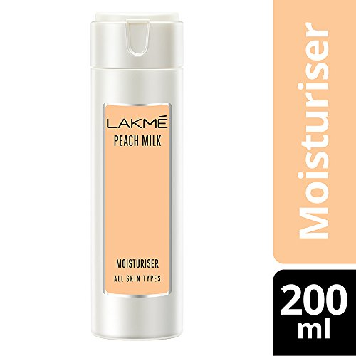 Lakme Peach Milk Moisturizer Body Lotion 200 ml