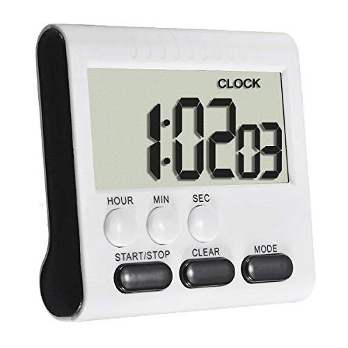 Isuper Cocina Conveniente Digital magnética Alarma