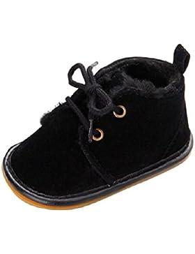OverDose Baby-Kleinkind -Säuglings Schnee Stiefel Schuhe Gummisohle Prewalker Krippe Schuhe 0-6 Monate 6-12 Monate...
