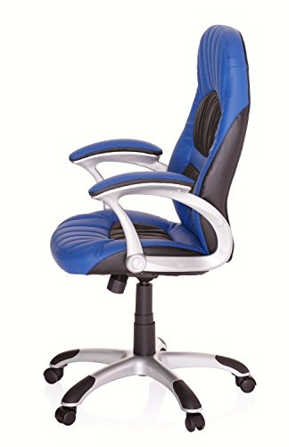 Bargain RACER 2000 in BLUE & BLACK Executive Director Office Chair Review