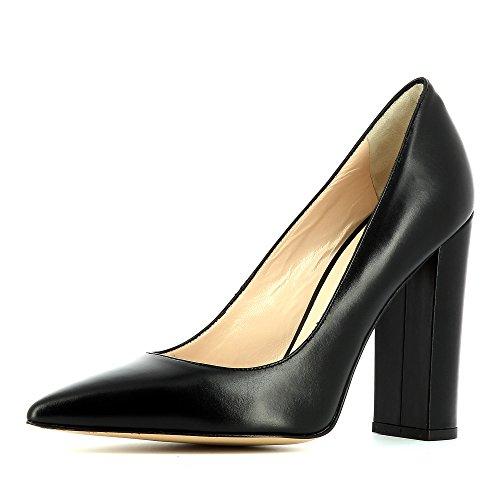 Evita Shoes Alina, Scarpe col tacco donna Nero