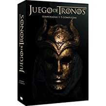 Juego De Tronos - Temporadas 1-5