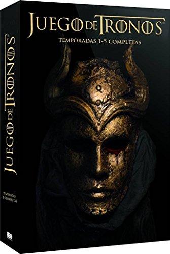 Juego De Tronos - Temporadas 1-5 [DVD]