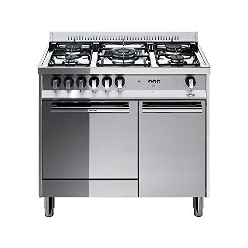 Lofra M95G/C Cucina a Gas, Acciaio