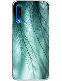 Kompatibel Mit Galaxy A70, Hülle Silikon Transparent Ultra Dünn Weiche Handyhülle Case Crystal Clear Marmor Damen Style Schutzhülle Anti-Dropping Hülle