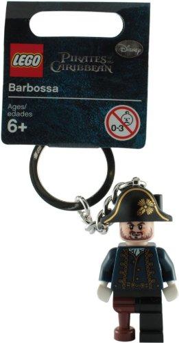 LEGO Pirates Des Caraibes: Capitaine Hector Barbossa Porte-Clés