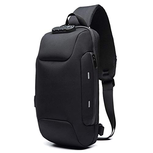 Syfinee Anti-Theft Backpack with 3-Digit Lock Shoulder