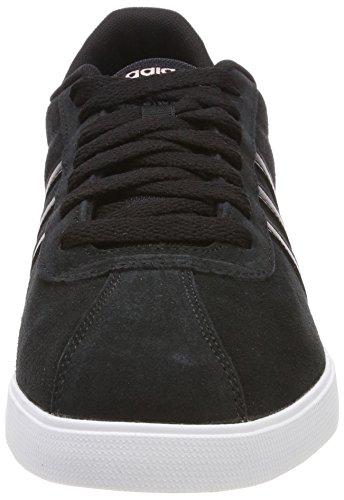 adidas Courtset W, Scarpe Sportive Donna Nero (Core Black/core Black/copper Metallic 0)
