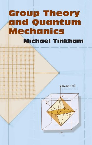 Group Theory and Quantum Mechanics (Dover Books on Chemistry) (English Edition)