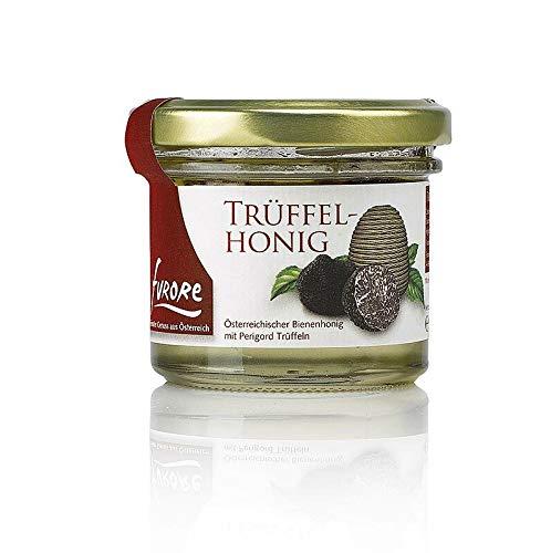 Bregenzerwälder Trüffel-Honig, mit Perigord-Trüffelstücken, Furore, 120g