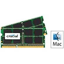 Ram memory upgrades 8GB kit (4GBx2) DDR3 PC3 10600 1333Mhz for your Apple iMac and Macbook Pro computer