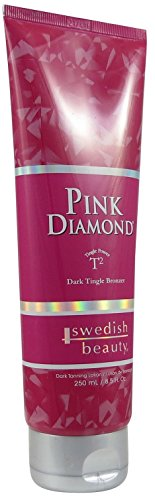 Swedish Beauty Pink Diamond Tanning Lotion by Swedish Beauty