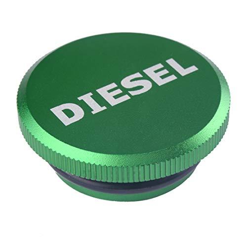 CITALL Bouchon de carburant magnétique en aluminium diesel à billette magnétique magnétique
