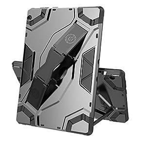 Gugavivid Kompatibel mit Lenovo-Tab M-10 10,1 Zoll TB-X605F / L Tablet-Rüstungen Tough Handle Stand Case