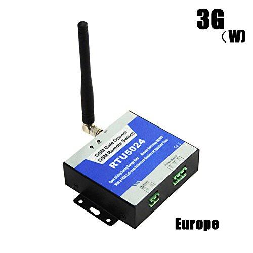 Etopfashion 3G Toröffner Fernzugriffsschalter Garage Swing Schiebetorantrieb Remote Ein/aus-Schalter RTU5024