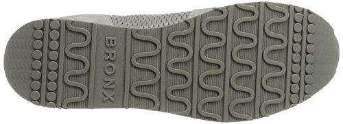 Bronx - Bx 1248 Bforeverx, Pantofole Donna Mehrfarbig (Grey/Silver)