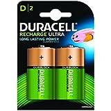 Duracell Batterie D (HR20) 3000 mAh 2er (batterie rechargeable)