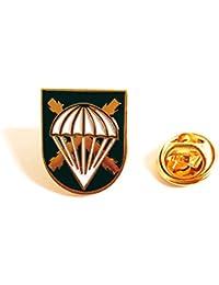 Gemelolandia Pin de Traje Brigada Paracaidista BRIPAC 3f9fac0766ff8