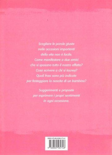 Libro Frasi Dauguri Per Tutte Le Occasioni Ediz Illustrata Di Aavv