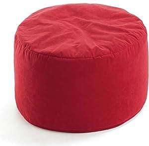 valerian sitzkissen rund rot durchmesser 50 cm k che haushalt. Black Bedroom Furniture Sets. Home Design Ideas