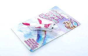 Boxer Gift PK1001 - Unicornio Volador, Color Blanco
